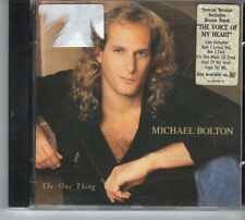 (ES123) Michael Bolton, The One Thing - 1993 CD