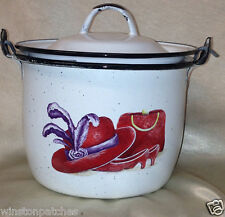 LEE SEED CO KETTLE KANDLES SOYBEAN WAX MELON MEDLEY SCENT CANDLE RED HAT SOCIETY