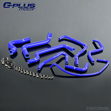 Gplus Silicone Pipe Radiator Hose Kit For FIAT COUPE 2.0 20V GT TURBO
