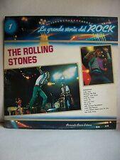 La grande storia del rock nr 1 - THE ROLLING STONES - Curcio Editore
