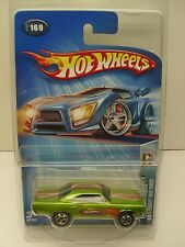 Hot Wheels 2004 Wastelander 1970 Plymouth Road Runner Collectors.com logo