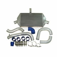 Front Mount Intercooler Kit For 03-05 Lancer Evolution EVO 8 9 VIII Bolt On