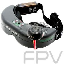 Spektrum Fatshark V4 Video Goggles with Head Tracking SPMVR1100