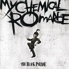 My Chemical Romance - Black Parade [New CD] Clean
