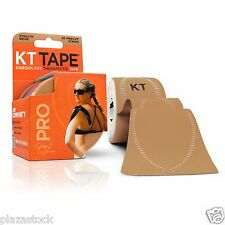 KT Tape Pro Kinesiology Elastic Sports Tape - Support - Stealth Beige