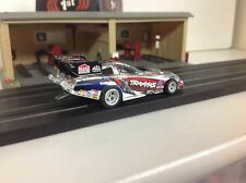 NEW Courtney Force TRAXXAS Mustang FUNNY CAR drag racing FROM SET ONLY  slot car