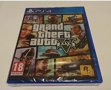 GRAND Theft Auto V per PlayStation 4 GTA 5