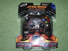 Star Wars Xbox wired controller JEDI Hunter Darth Vader Intec #G9810 NEW