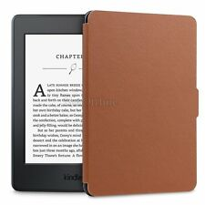 Ultra Slim Leather Smart Magnetic Case Cover For Amazon Kindle Paperwhite 1 2 3
