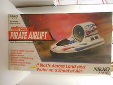 Nikko Tec Radio Control Pirate Airlift 1/6. Rc Hovercraft