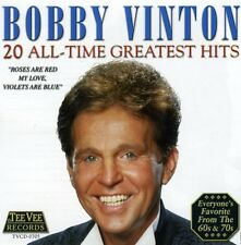 Bobby Vinton - 20 All-Time Greatest Hits [CD New]