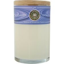 Zen Massage & Intention Soy Candle 12 oz Tumbler. A Meditative Blend Of Sandalwo