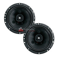 "Memphis Car Audio 15-PRX620 6-1/2"" 2-Way Power Reference Coaxial Speakers New"
