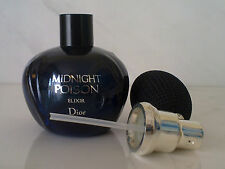 CHRISTIAN DIOR MIDNIGHT POISON ELIXIR 30ML NEW FOR WOMEN VERY RARE