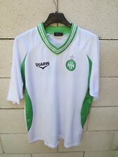 VINTAGE Maillot ASSE SAINT-ETIENNE training entrainement shirt DUARIG football L