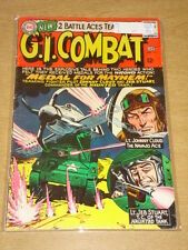 GI COMBAT #115 VG (4.0) DC COMICS JANUARY 1966 **