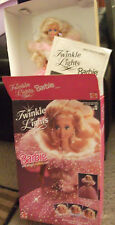 1993 TWINKLE LIGHTS BARBIE MATTEL