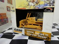 ERTL Britain CASE 1850K Series III Crawler Dozer 1:50 Die-Cast Model 14644 NEW!!
