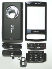 Full Fascia Housing facia cover case for Nokia N95 8GB black fascias 0998986