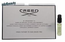 Creed Original Vetiver  Sample Vial 2.5 ml Eau De Parfum Spray New In Card