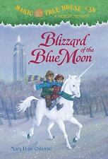 Blizzard of the Blue Moon: Magic Tree House #36 (Mary Pope Osborne) - Paperback