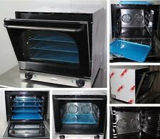 Infernus Commercial  Electric Convection Oven Multi Function 4 Trays 300C 13Amp
