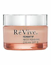 REVIVE FERMITIF NECK RENEWAL CREAM 1 OZ SEALED JAR~NOT BOXED [SALE/OVERSTOCKED]]