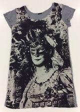 Funky IKKS femmes createur robe t-shirt uk 10