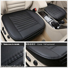Bamboo charcoal PULeather Car Seat Full Surround Cover Soft Breathable cushion