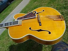 1996 Gibson LeGrand Hollowbody Archtop Natural Flamed Maple Johnny Smith Pickup