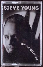 Steve Young-Switchblades of Love CASSETTE WATERMELON SEALED OOP