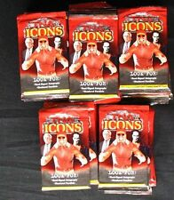 2010 Tristar TNA Icons Wrestling 50x pack a 5 cards