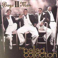 Ballad Collection by Boyz II Men (CD, Mar-2001, Universal/Polygram)