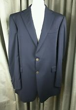 Gieves and Hawkes Savile Row 100% Wool Blazer 44L
