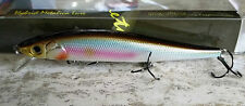 Payo Aegis 110F (Oneten) Tay Salmon Seabass Lure Purple Ayu  (New color)