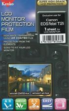 186430 KENKO LCD SCREEN PROTECTION FILM FOR CANON REBEL T2i NEW