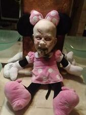 Minnie Mouse Exorcist Linda Blair zombie bear dead teddy scary toy plush animal