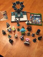 LEGO Dimensions Lot - Xbox One Game, Portal, figures, characters, vehicles