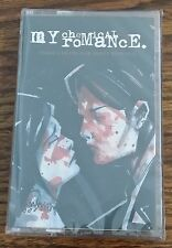My Chemical Romance THREE CHEERS FOR SWEET REVENGE New Sealed Cassette Tape