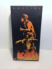 Bonfire AC/DC Boxset 62119-2, 5-CD Set Complete
