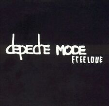 Depeche Mode Freelove 3 mixes Limited UK CD LCDBONG32 NEW SEALED