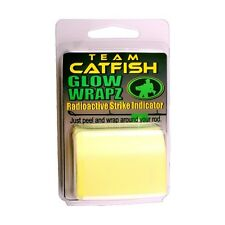 Team Catfish Glow Wrapz Rod/Strike Indicator