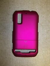 NEW Fushia Hot Pink Case for Motorola Photon 4G Phone 2953033 *FREE SHIPPING*