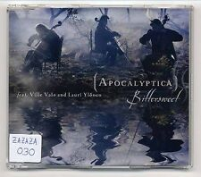 Apocalyptica CD Bittersweet PROMO - Ville Valo of HIM Lauri Ylönen of The Rasmus