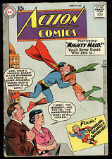 Action Comics (1938) #260 First Print Supergirl Baby Mighty Maid Congorilla VG-