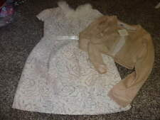 JANIE AND JACK 8 CENTER STAGE DRESS AND NWT SWEATER