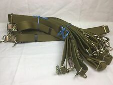 Original Soviet Russian AK, SVD Rifle Carrying Sling Belt, 2 carabins, FAST SHIP