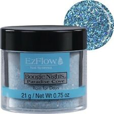 EzFlow Boogie Nights Acrylic Powder Rain for Days - .75oz / 21g - 60325