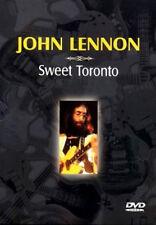 John Lennon: Sweet Toronto (1969) DVD *NEW