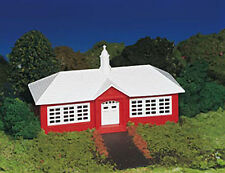 NEW Bachmann School House Kit HO 45133